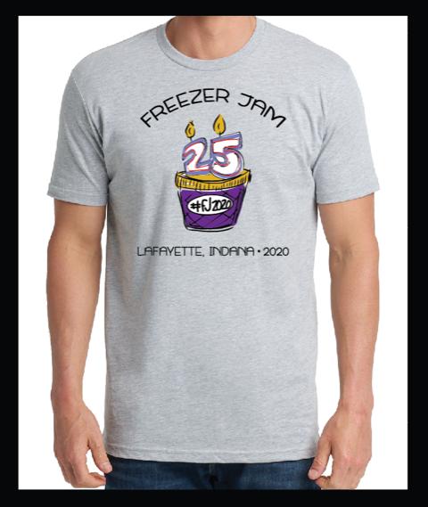 Freezer Jam 2020 T-shirt